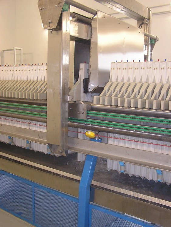 Промывка тканевых фильтров<br />«ПСА» Трнава